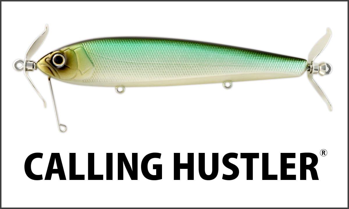 Calling hustler