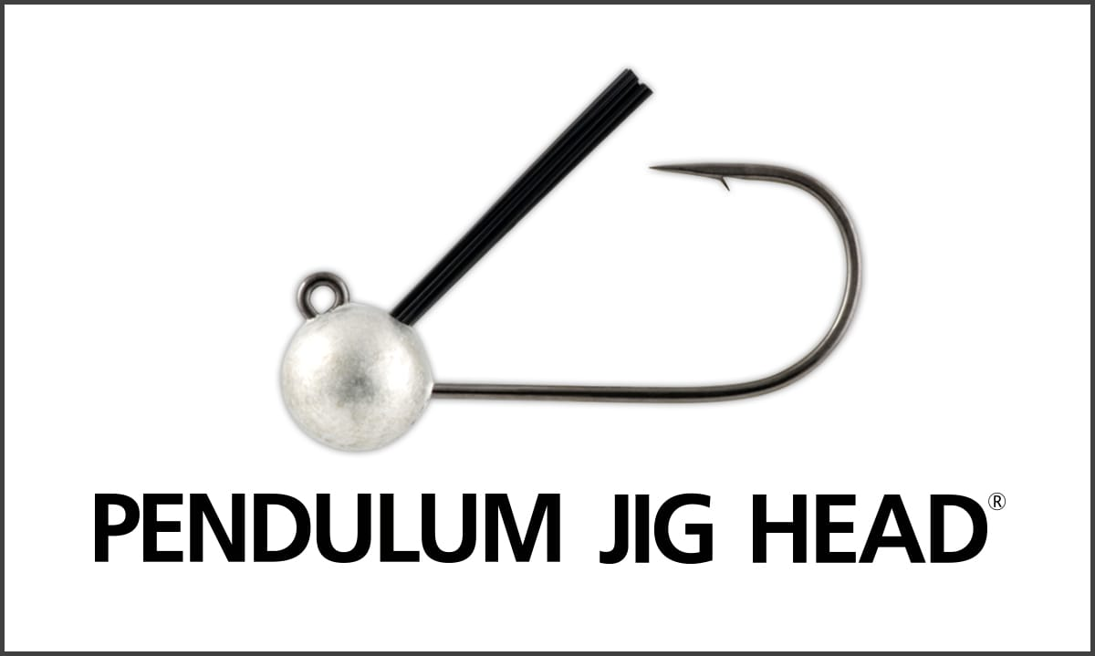 Pendulum jig head