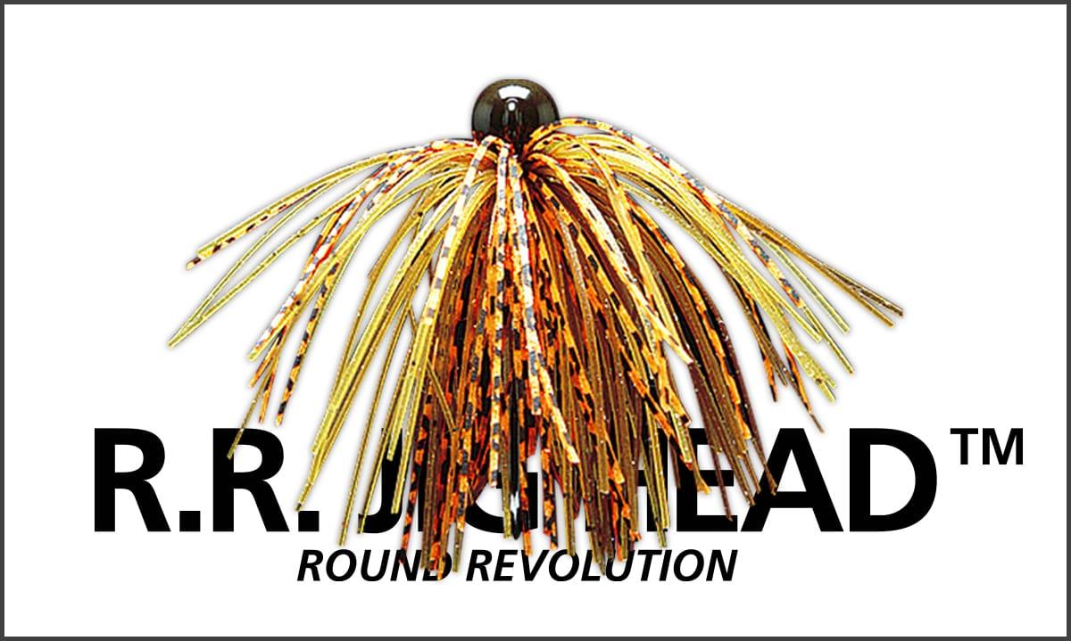 RR rubber jig