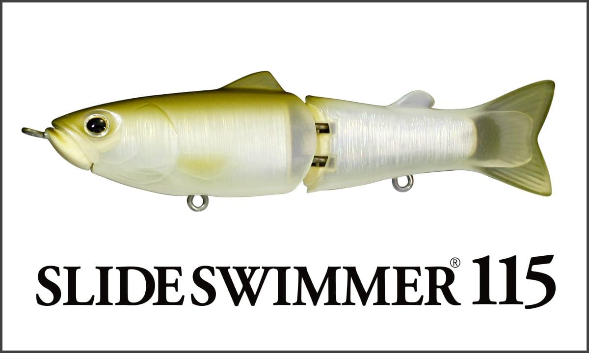 Slide swimmer 115