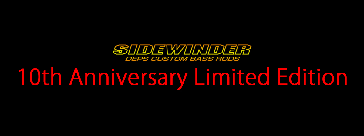 SIDEWINDER 10th Anniversary Limited Edition